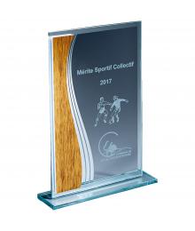 Trophées Création Verre 6114 - 6115 - 6116