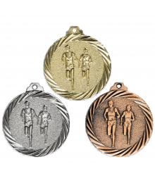 Médaille Frappée 32mm Course à pied - NX04