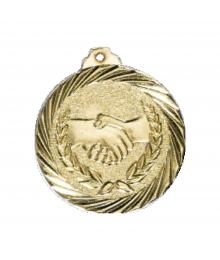 Médaille Frappée 32mm Amitié - F-NX01