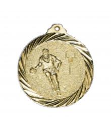 Médaille Frappée 32mm Basket - NX03