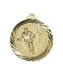 Médaille Frappée 32mm Basket - F-NX03