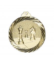 Médaille Frappée 32mm Echecs - F-NX05