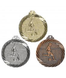 Médaille Frappée 32mm Football - NX06