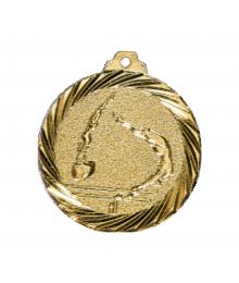 Médaille Frappée 32mm Gymnastique - F-NX09