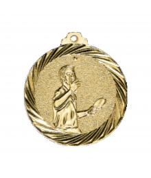 Médaille Frappée 32mm Tennis de Table - F-NX14