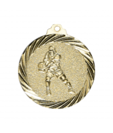 Médaille Frappée 32mm Volleyball - NX18