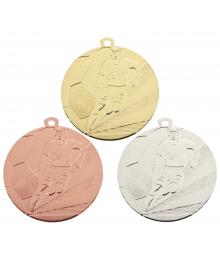 Médaille Frappée 50mm Football - 7790