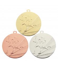 Médaille Frappée 50mm Course à Pied - B-7792