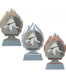 Trophée Judo B-Q120.01 - B-Q120.02 - B-Q120.03