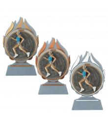 Trophée Course à Pied Femme 3722 - 3723 - 3724