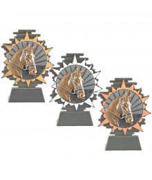 Trophée  Tête de Cheval B-Q125.01 - B-Q125.02 - B-Q125.03