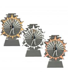Trophée Tir à L'Arc 3725 - 3726 - 3727