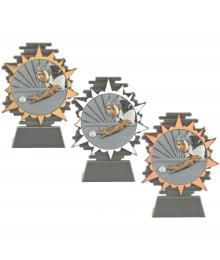 Trophée Billard 3725 - 3726 - 3727