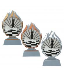 Trophée Echecs 3722 - 3723 - 3724