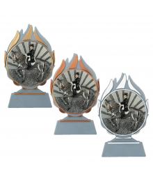 Trophées Equitation Dressage B-Q120.01 - B-Q120.02 - B-Q120.03