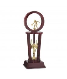 Trophée à Etage Sport Basket Femme F-14711S.D83