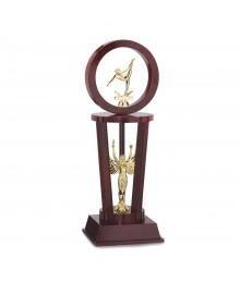 Trophée à Etage Sport Gymnastique Femme 3001S.D72
