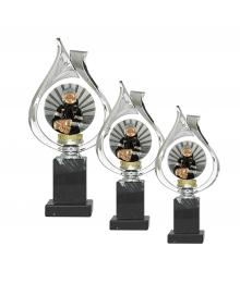Trophée Pompier B-X161.02 - B-X162.02 - B-X163.02.BL.D46