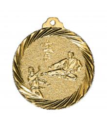Médaille Frappée 32mm Karaté - F-NX12