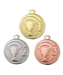 Médaille Frappée 32mm Podium/Victoire - B-7785