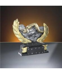 Trophées Résine Natation femme 3835