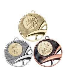 Médaille 50mm avec Pastille - 8468