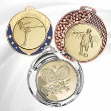 Médailles avec Pastilles