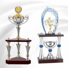 Trophées à Etage