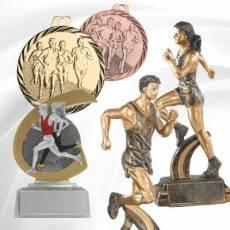 Récompenses sportives Cross - Course sur route - Marche