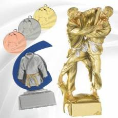 Récompenses Sportives Judo