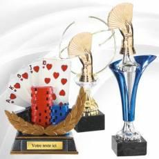Récompenses Poker & Jeux de cartes
