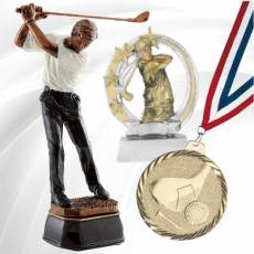 Récompenses Sportives Golf