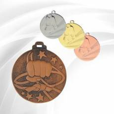 Médailles Judo
