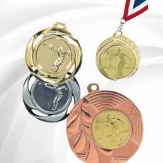 Médailles Pétanque
