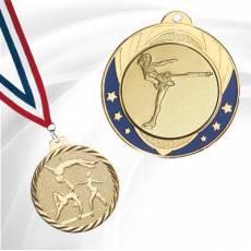 Médailles Gymnastique