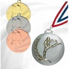 Médailles Karaté