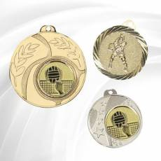 Médailles Volley