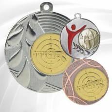 Médailles Tir