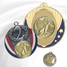 Médailles Badminton