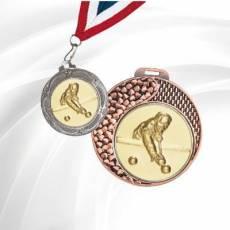 Médailles Billard