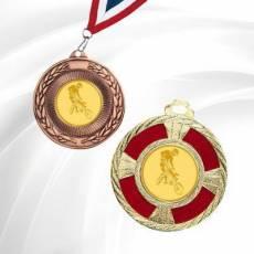 Médailles BMX