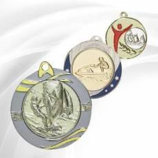 Médailles Sports Nautiques