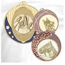 Médailles Canines