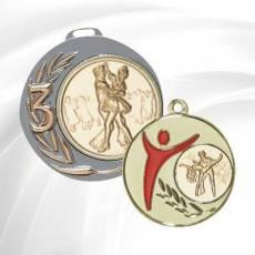 Médailles Danse