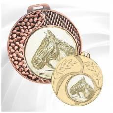 Médailles Equitation