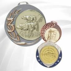 Médailles Chasse