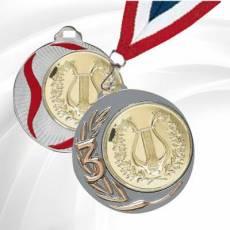 Médailles Musique