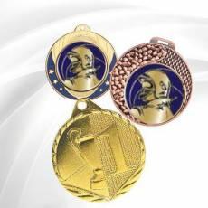 Médailles Pompiers
