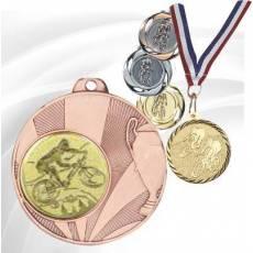 Médailles VTT