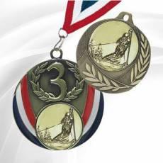 Médailles Ski - Snowboard